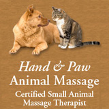 Hand & Paw Small Animal Massage