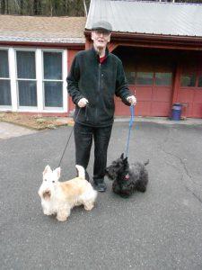 Pete & Alexander's 3rd cottage visit!